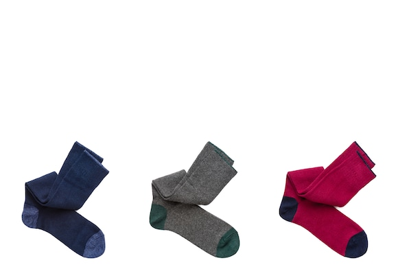 Church's Three-pack long socks Cashmere Long
