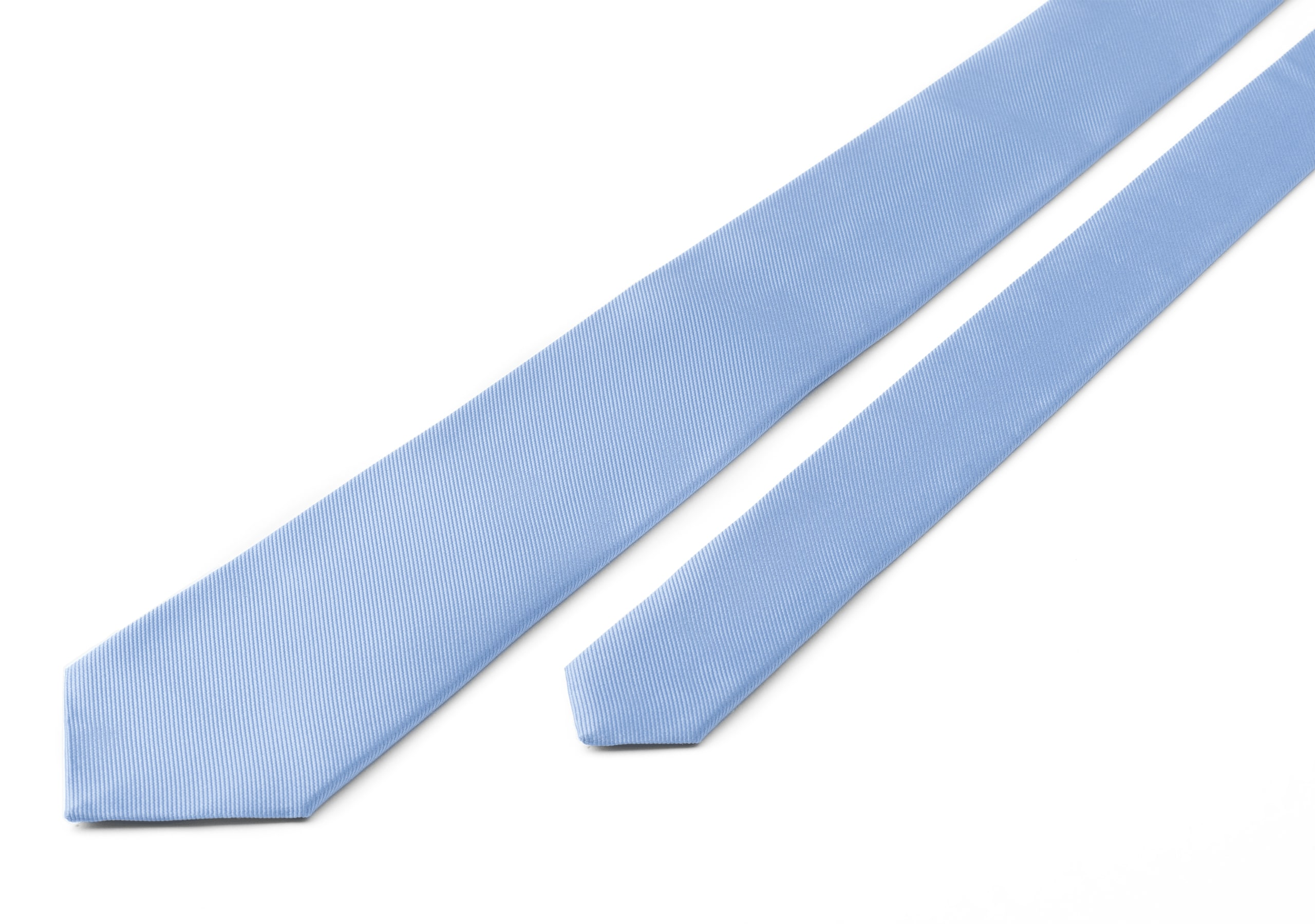 Oxford tie Church's Silk Jacquard Light Blue