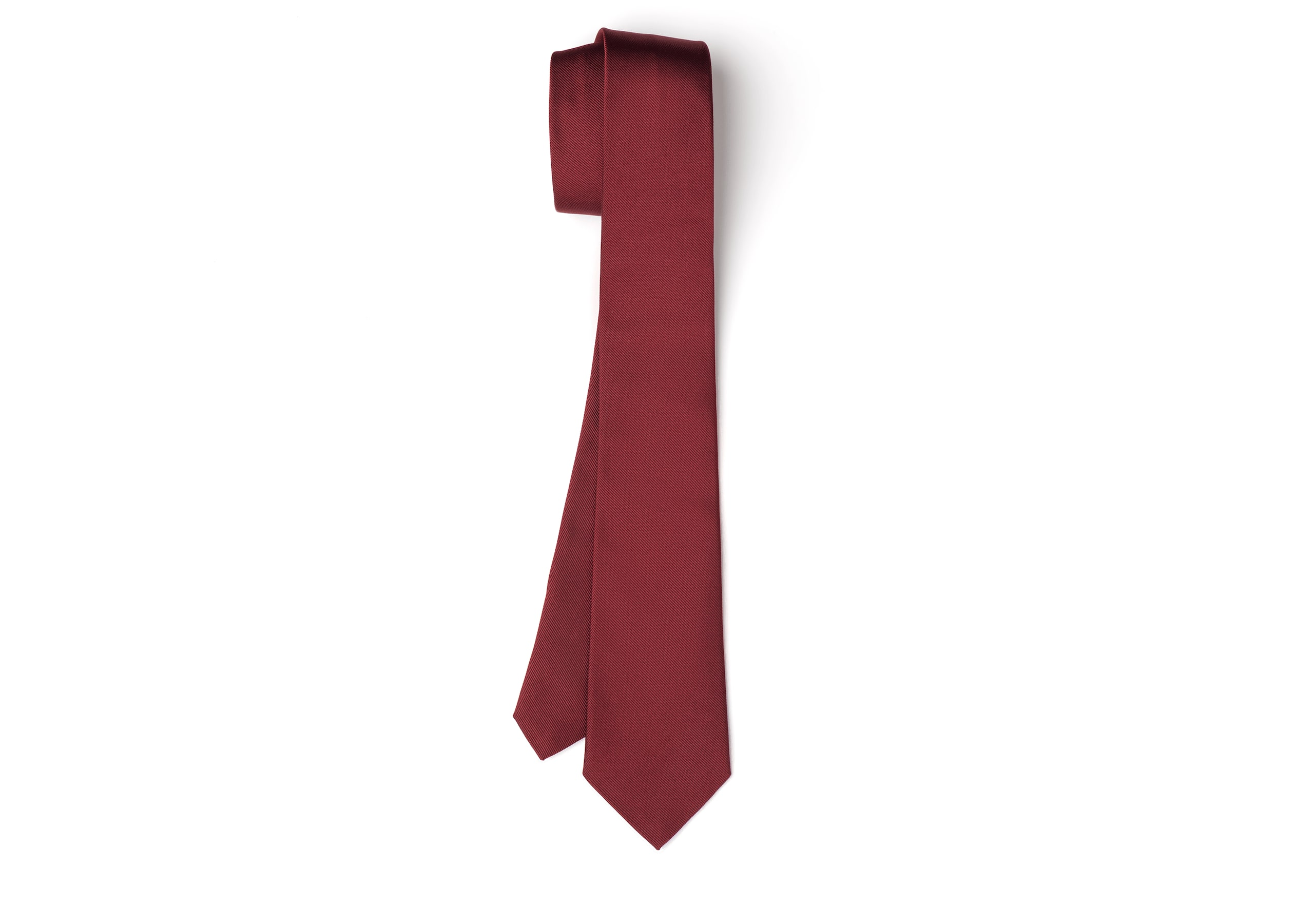 Oxford tie Church's Silk Jacquard Burgundy