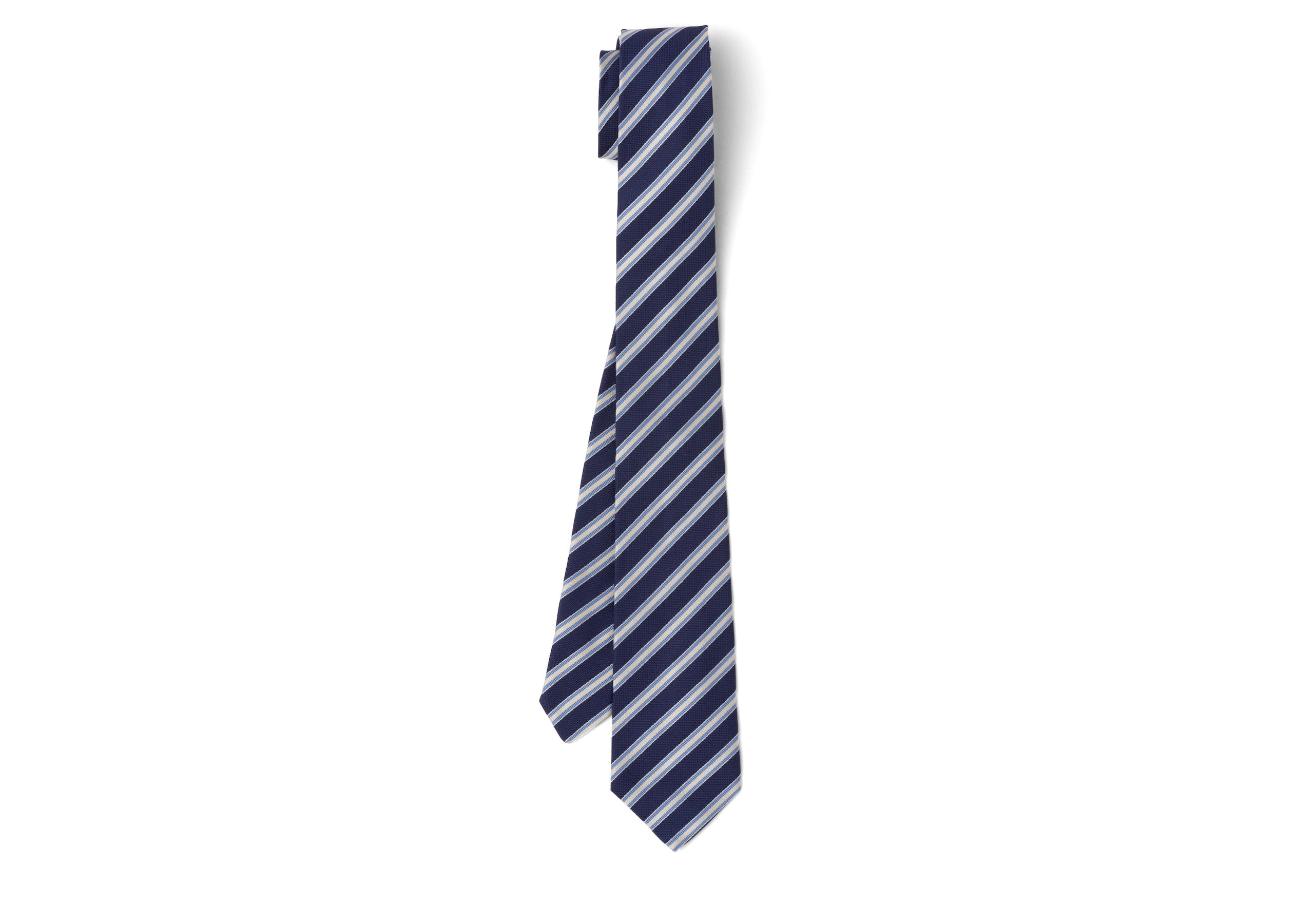 Regimental tie Church's Regimental Tie Blue