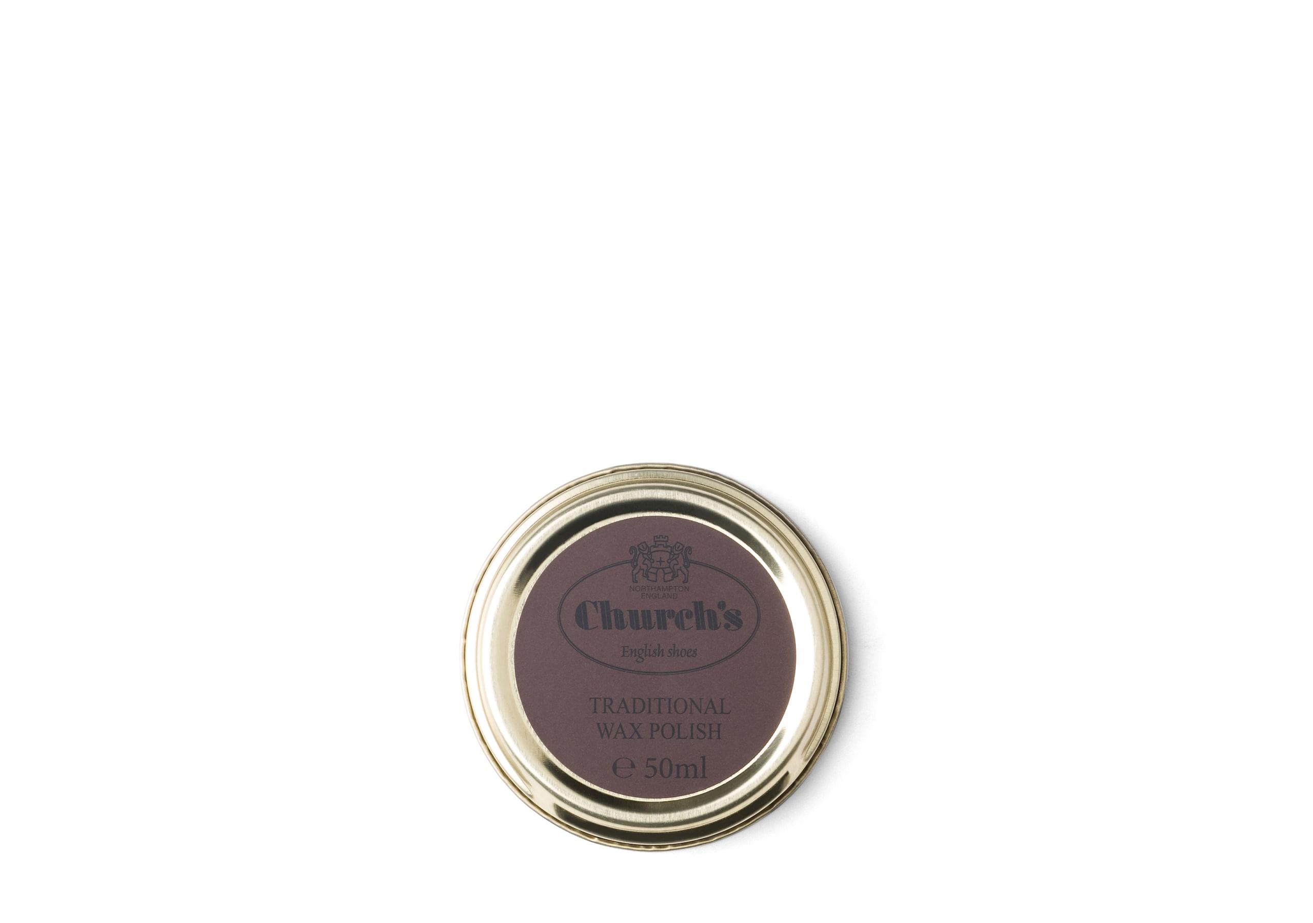 Shoe polish Church's Leather Wax Polish Brown