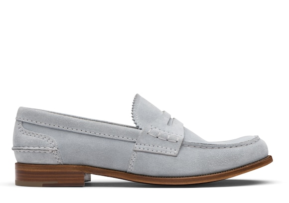 Church's Pembrey 2w Suede Loafer Opaline