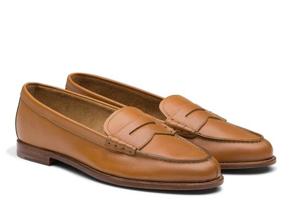 Church's Kara 2 Prestige Calf Penny Loafer Natural