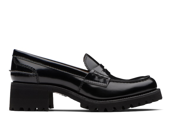 Church's Pembrey 40t Patent Leather Loafer Black