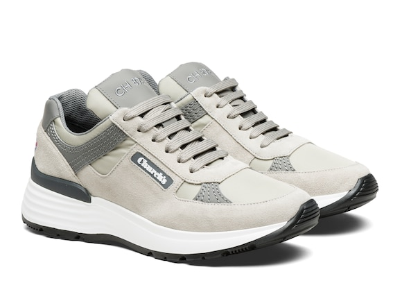 Church's true Suede Tech Retro Sneaker Grey