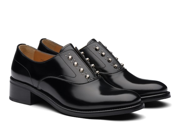 Church's Issie r Slip-On in Vitello Rois con Tacco Nero