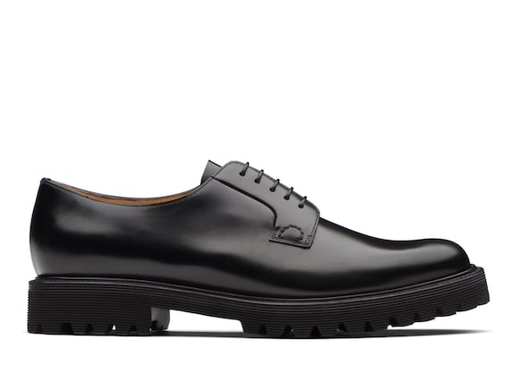 Church's Shannon t Derby in Vitello Rois Nero
