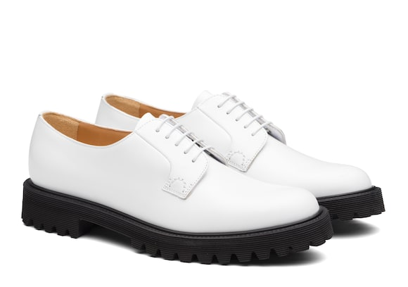 Church's Shannon t Derby in Vitello Rois Bianco