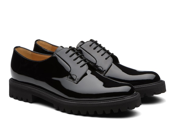 Church's Shannon t Patent Leather Derby Black