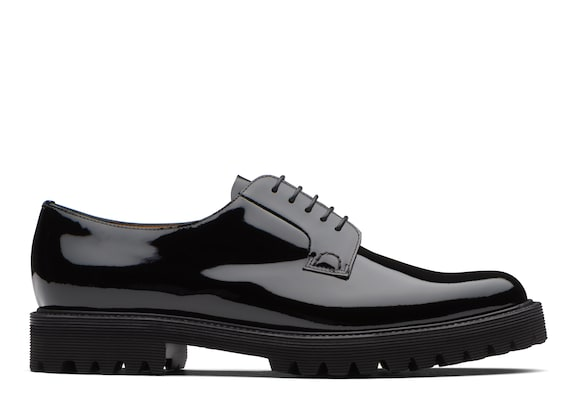 Church's  Patent Leather Derby Black