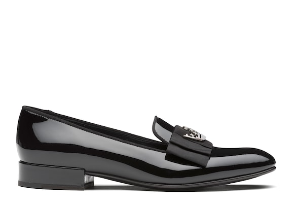 Church's Abbie Patent Leather Loafer  Crown Black