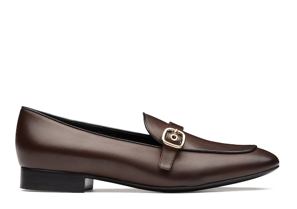 Church's  Calf Leather Buckle Loafer