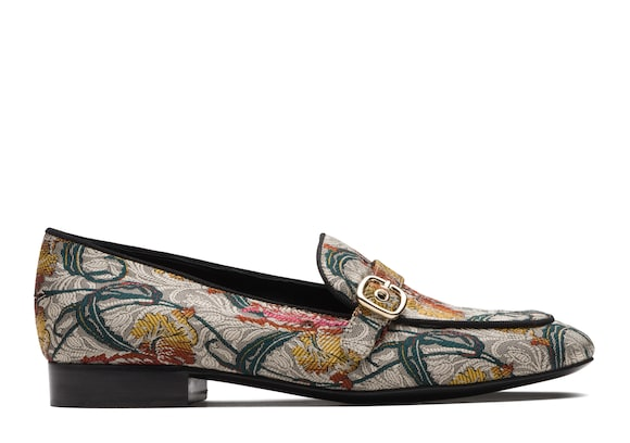 Church's  Jaquard Bouquet Buckle Loafer
