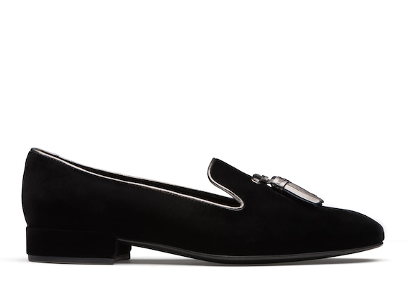 Church's  Velvet Slip On Loafer