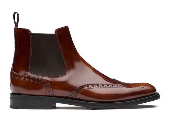 Church's Ketsby wg Polished Fumè Brogue Chelsea Boot