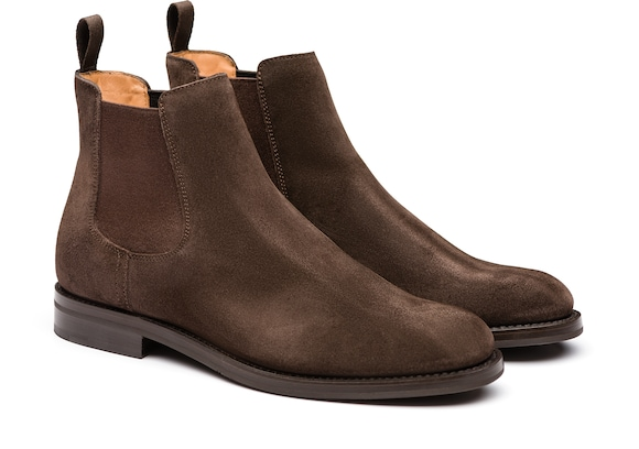 Church's Monmouth wg Suede Chelsea Boot Brown