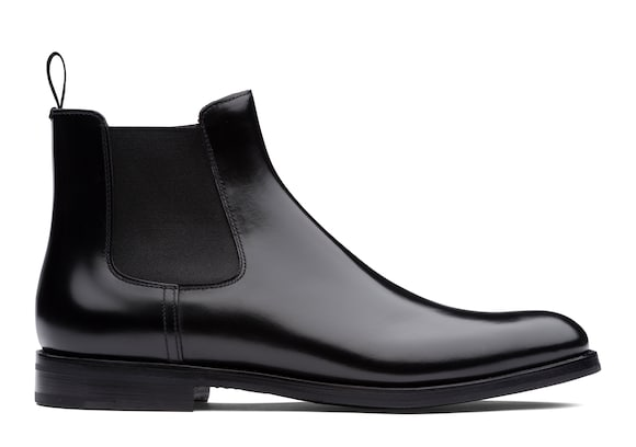 Church's Monmouth wg Polished Binder Chelsea Boot Black