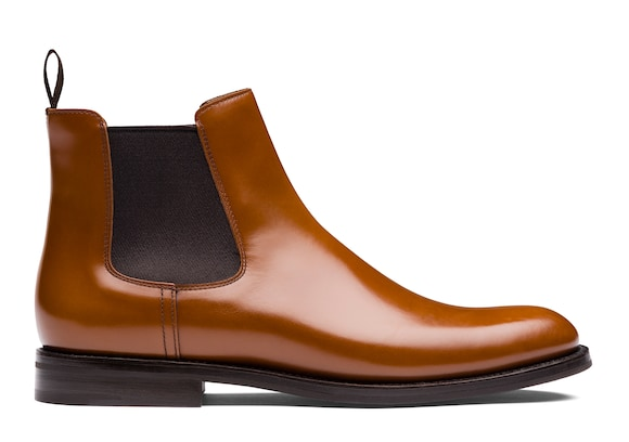 Polished Binder Chelsea Boot