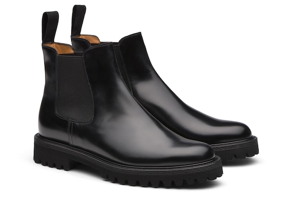 Church's Nirah t Rois Calf Leather Chelsea Boot Black