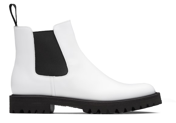 Church's Nirah t Rois Calf Leather Chelsea Boot White