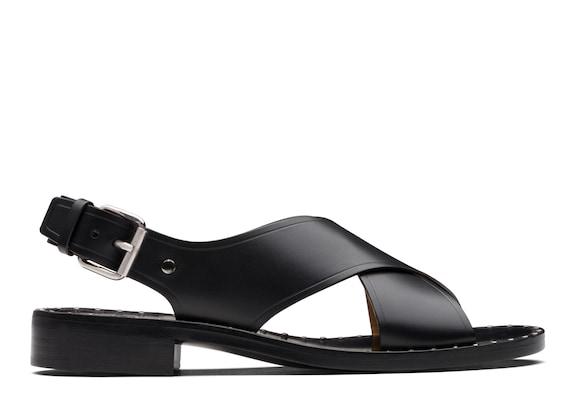Church's Rhonda Calf Leather Sandal Black