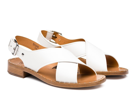 Church's  Calf Leather Sandal White