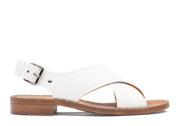 Church's Rhonda Calf Leather Sandal White