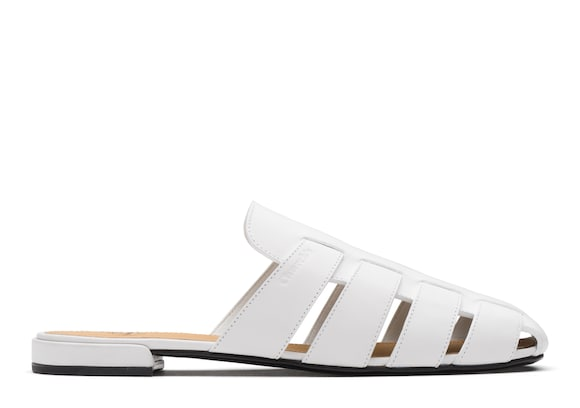 Church's Becky Calf Leather Mule Sandal White