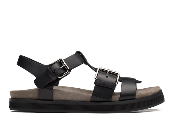 Church's  Calf Leather Footbed Sandal