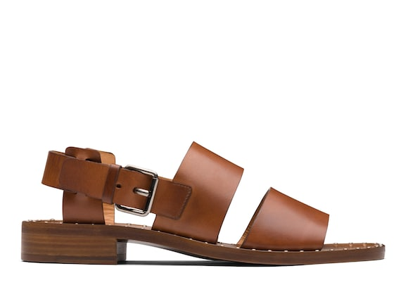 Church's Dalia Calf Leather Sandal Oak