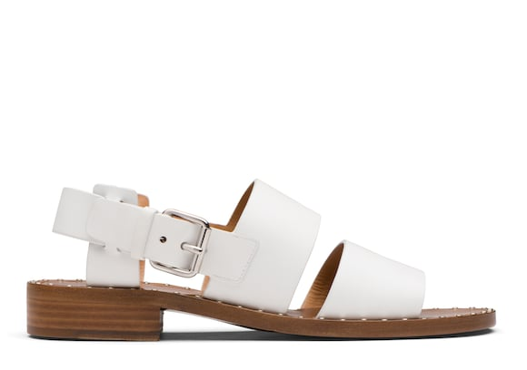Church's Dalia Calf Leather Sandal White
