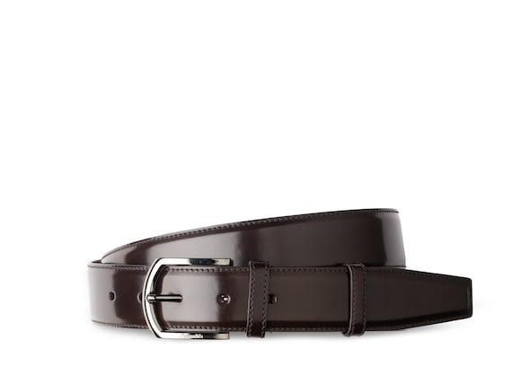 Church's Classic buckle belt Polished Binder