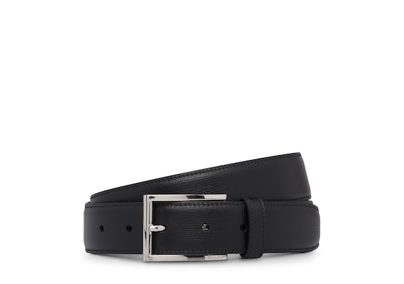 Church's Elongated buckle belt St Jamesレザー ベルト ブラック