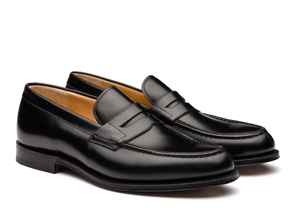 Church's  Calf Leather Loafer Black