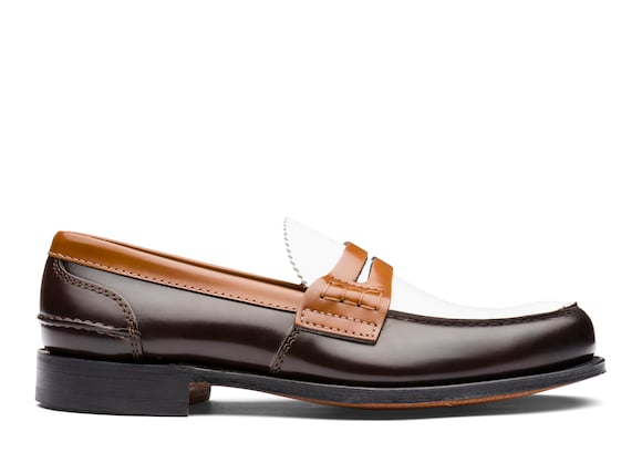 Polished Binder Loafer Tricolor