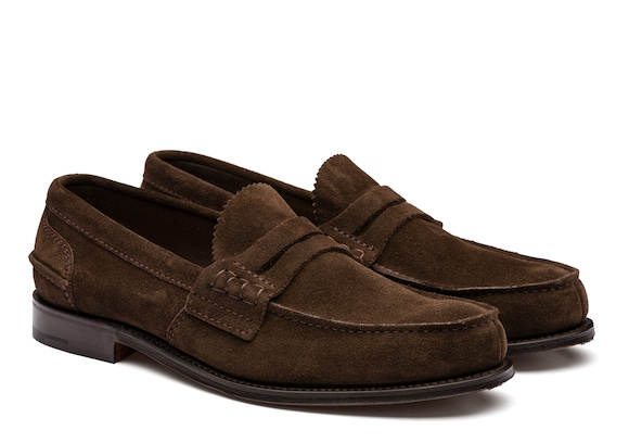 Church's Pembrey Suede Loafer Brown