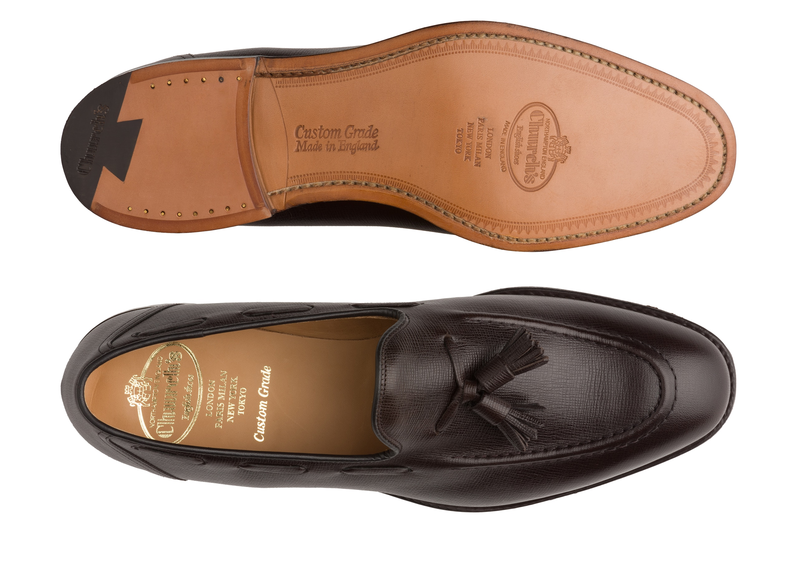 Kingsley 2 Church's St James Loafer Brown
