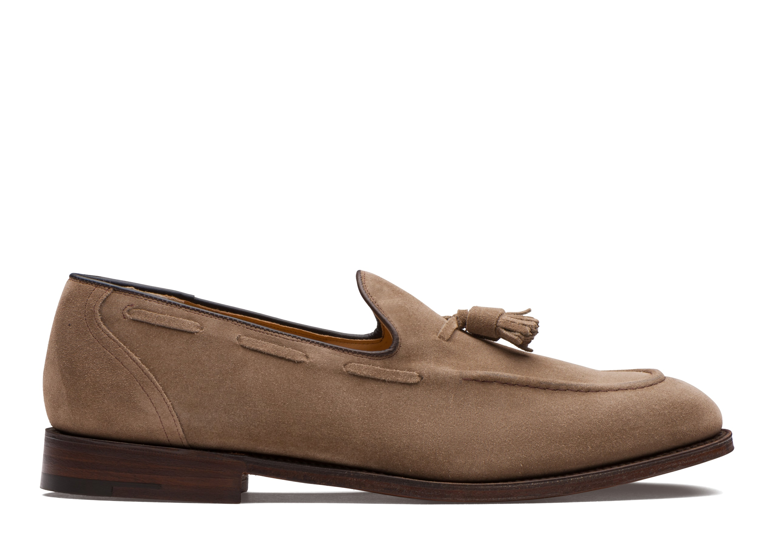 Kingsley 2 Church's Suede Loafer Grey