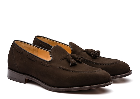 Church's true Mocassin en Superbuck Marron