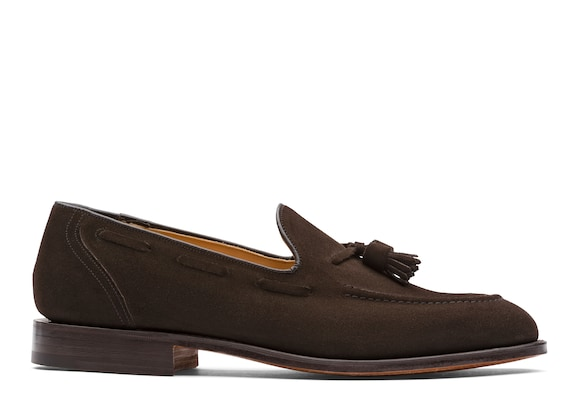 Church's true Superbuck Loafer Ebony