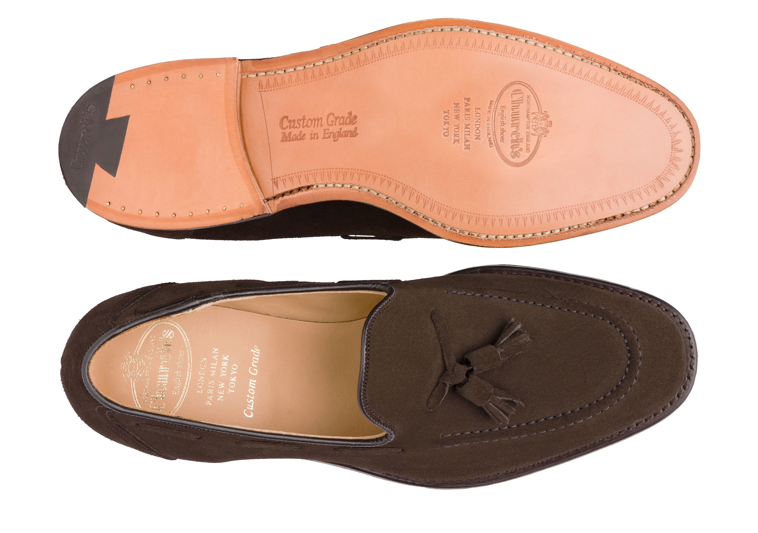 Kingsley 2 Church's Superbuck Loafer Brown