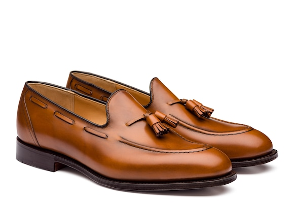 Church's Kingsley 2 Nevada Leather Loafer Walnut