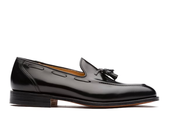 Church's Kingsley 2 Polished Binder Loafer Black