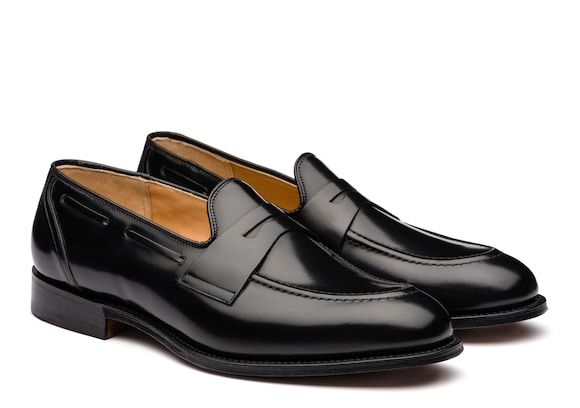 Church's Widnes Polished Binder Loafer Black