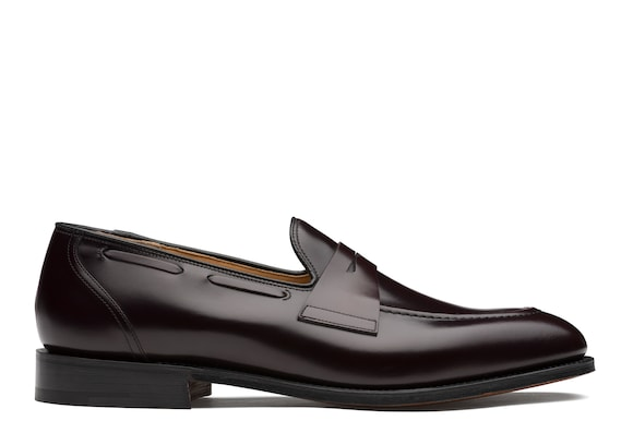 Church's Widnes Polished Binder Loafer Burgundy