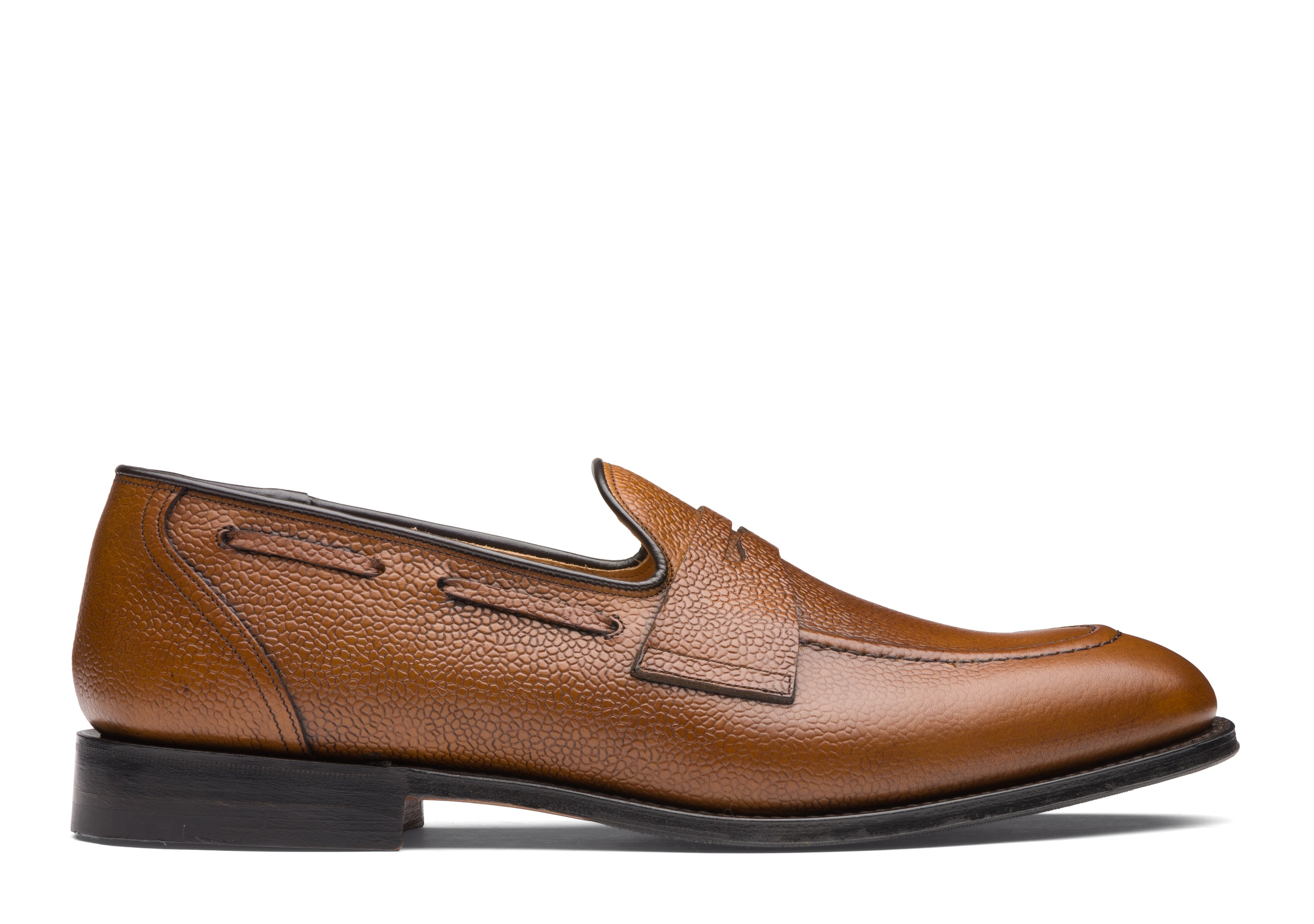 Widnes 2 Church's Highland Grain Loafer Brown
