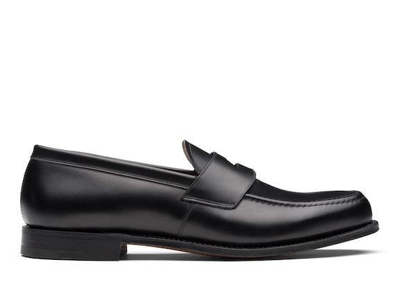Church's Dawley Calf Leather Loafer Black