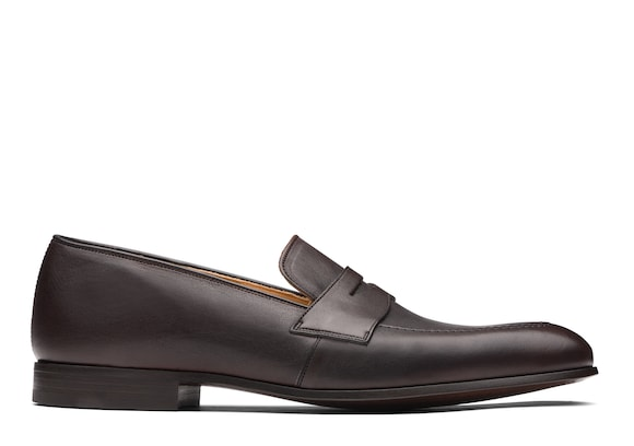 Church's Drayford Vintage Calf Leather Loafer Brown