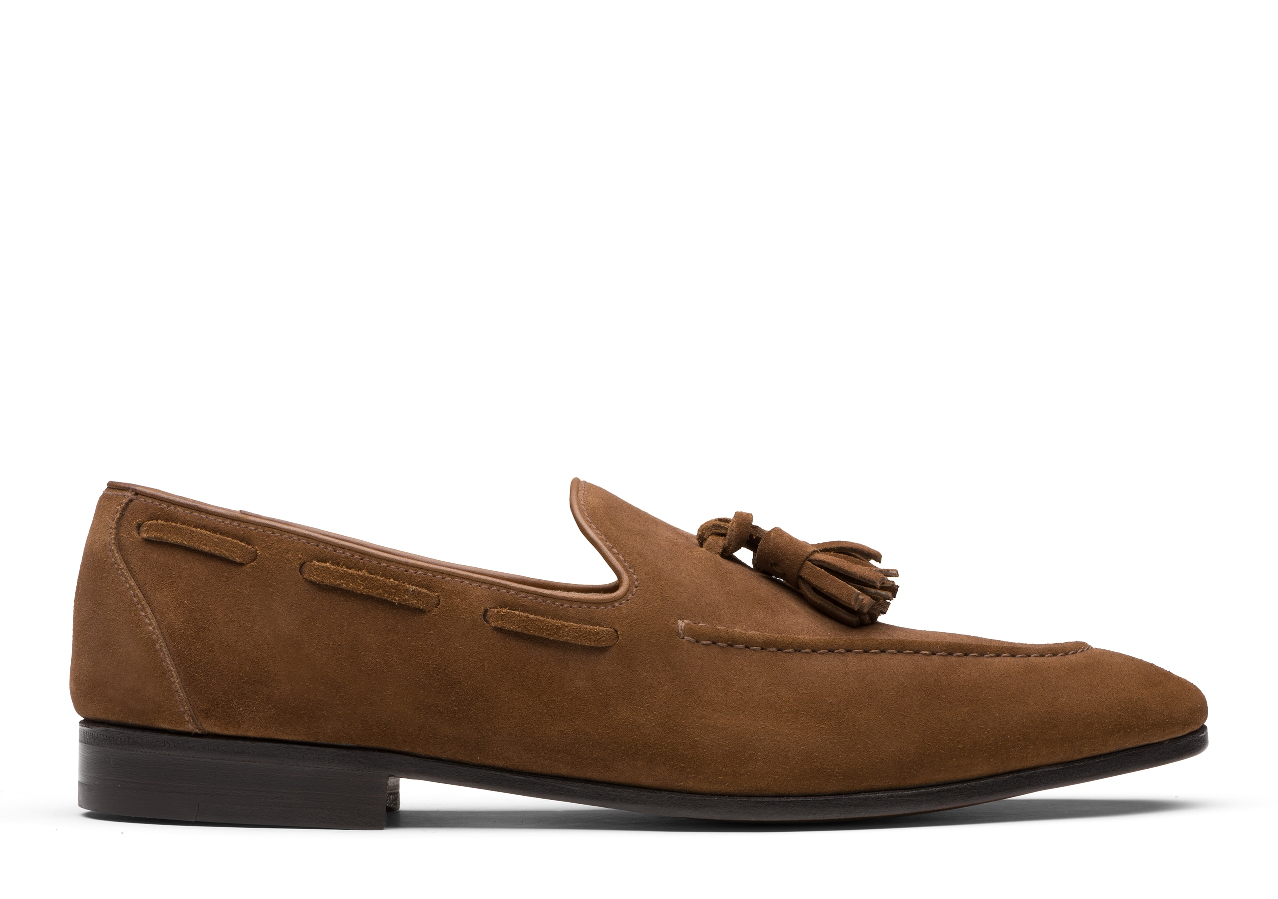 Doughton Church's Suede Loafer Sigar Brown