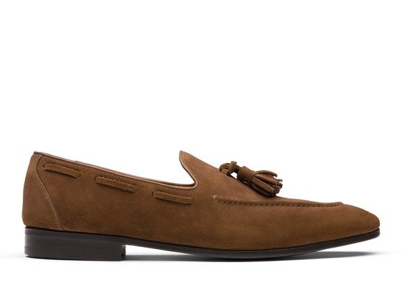 Church's true Suede Loafer Sigar Sigar